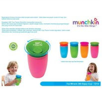 Munchkin Miracle 360° Cup - 10oz - Pink