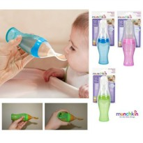 Munchkin Easy Squeezy Spoon - Blue