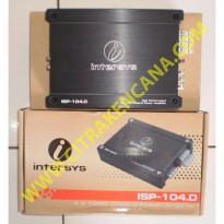 POWER INTERSYS CLASS D ISP-104.D