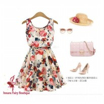 Innara Summer Dress Flower