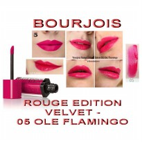 Bourjois Rouge Edition Velvet No 5 Ole Flamingo