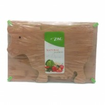 Talenan Atria Cutting Board Bamboo Cow 2 pcs
