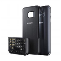 Samsung Keyboard Cover for Galaxy S7 Flat - Black