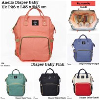 TAS ANELLO BABY DIAPER BAG