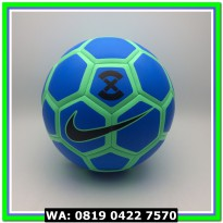 (Dijamin) Bola Futsal Nike Menor X Ball Photo Blue SC3039-422
