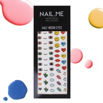 [Half Moon Eyes][Nail Sticker][Nail Me] [#4]