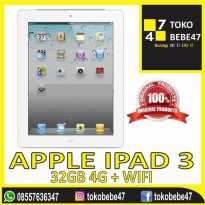 APPLE IPAD 3 32GB 4G   WIFI