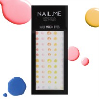[Half Moon Eyes][Nail Sticker][Nail Me] [#1]