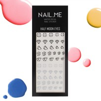 [Half Moon Eyes][Nail Sticker][Nail Me] [#2]