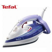 Tefal FV5330 steam iron purple Aqua speed