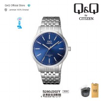 Q&Q QnQ QQ Original Jam Tangan Analog Fashion Unisex - S280 S280J Water Resist