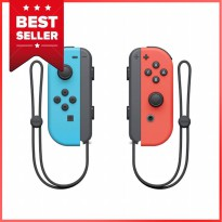 Nintendo Switch Joycon Controller - Red Blue - Original