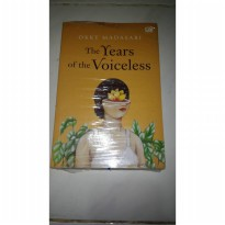Novel The Years of The Voiceless - Okky Madasari