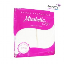 Kapas Mirabella 30gr (Pure Cotton High Quality)