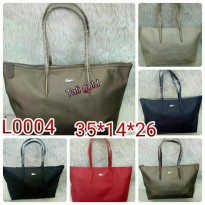 TAS LACOSTE BASIC TOTE