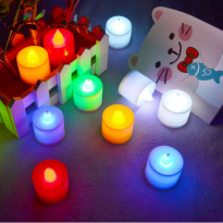 Lilin elektrik Mini led candles valentine natal christmas lampu light