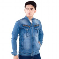 INFICLO SWEATER / JAKET JEANS PRIA - SPI 436