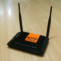 Wireless N ADSL2+ 4-Port Wi-Fi Router