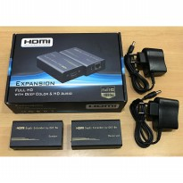 HDMI Extender Max 60M over Kabel Lan