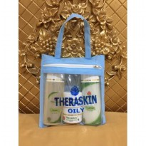 Paket Oily ) Theraskin Original BPOM