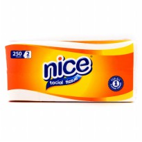 (1+1) Nice Tissue Softpack 250 Sheet