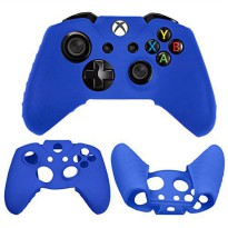 [poledit] RiverPanda Silicone Rubber Controller Cover For Xbox-One -Blue (R1)/12508281