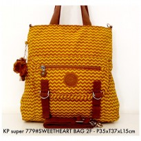 Tas Wanita Fashion Handbag Selempang Multifungsi SweetHeart Bag 2in1 779 - 10