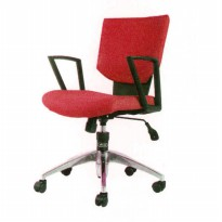Savello Office Chair RUSSO GT0A - Merah