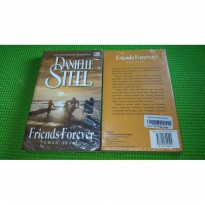 Novel Danielle steel - friends forever teman sejati Bestseller