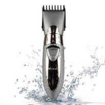 Mesin cukur Kemei km-605 Rechargeable Hair Clipper Waterproof