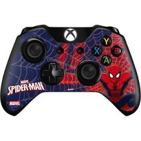 [poledit] Skinit Spider-Man Web - Skin for Xbox One - Controller (R1)/12510275