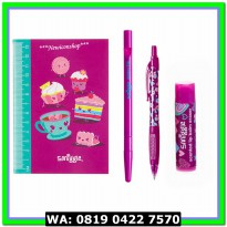 (Sale) Smiggle Goodie Bag Paket Original