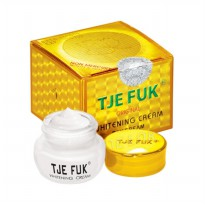 Tje Fuk UV Day Cream for Man & Woman Serum Wajah [15 g]