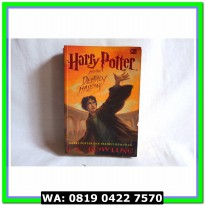 (Murah) (BARU) Harry Potter # 7 Hardcover: and the Deathly Hallows .