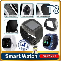 Smartwatch T8 Waterproof SIM Card