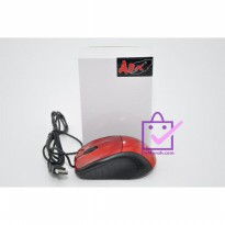 ASK mouse kabel PC laptop murah