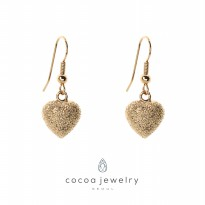 Cocoa Jewelry Anting Curtain Love