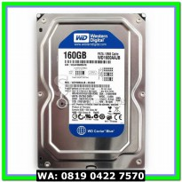 (Dijamin) Hardisk Internal PC 160GB SATA Seagate