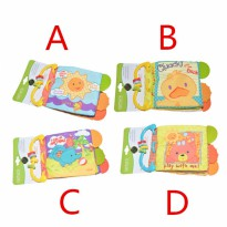 Mainan anak / Carter Teether Book