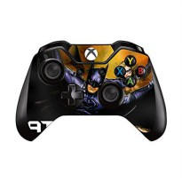 [poledit] Mod Freakz Xbox One Controller Pair of Vinyl Decal Skins Hero With Girl (R1)/13036017