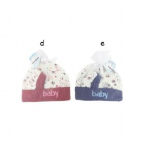 Topi / Little Home Baby Cap 3in1