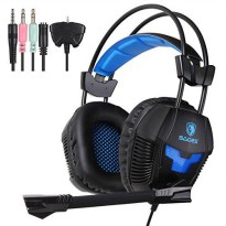 [poledit] Sades SA921 Gaming Headset for PS4 Xbox360 Xbox one PC iPhone Smart Phone Laptop/13036377
