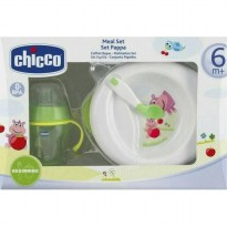 piring makan set chicco