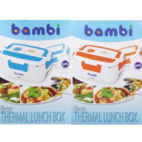 Bambi Electric Lunch Box with Stainless Inner