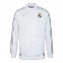 Adidas Jaket Bola Real Madrid Anthem Jacket 2015/2016 Original AA1660