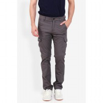Faceoff Long Cargo Grey
