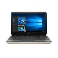 HP Pavilion 14-AL169TX Notebook - Gold [Intel Core i5-7200U/4GB RAM/1TB HDD/14 Inch/Win10]