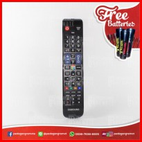[Ready] Remot/Remote TV SAMSUNG SMART LCD/LED AA59-00793A Ori/Original