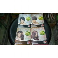 [NONI] MIRANDA MAGIC HAIR COLOR SHAMPOO / PEWARNA ALAMI RAMBUT