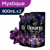 Downy Pelembut Pakaian Mystique Refill 800ml - Paket isi 2